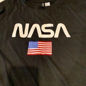 NASA t-shirt dress
